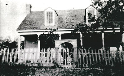 Echo House, Home Of John Bernard And Margaret Mary Murphy