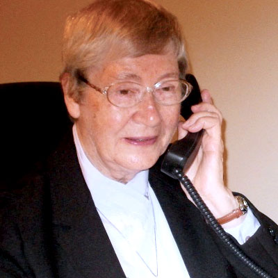 Sister Louise McLoughlin