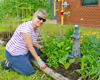 Living At The Motherhouse