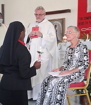 Sr.-Blessing-Mary-Pronounces-First-Vows