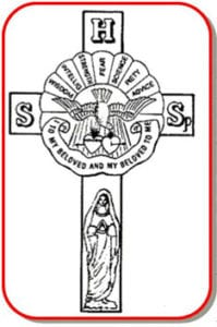 The Cross of the Sisters of the Holy Spirit and Mary Immaculate